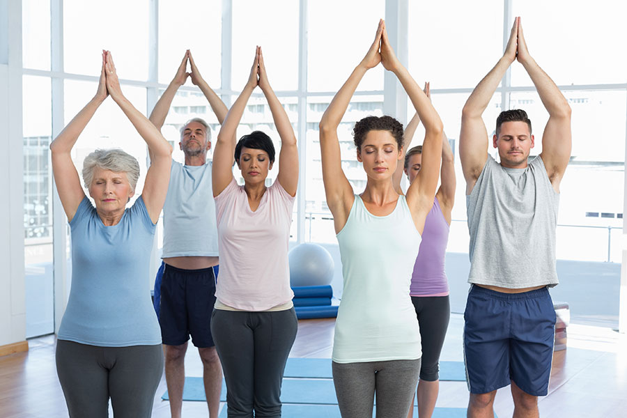 Gentle Yoga Classes