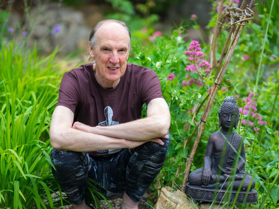 Dr. John McGuire, Gentle Yoga Teacher