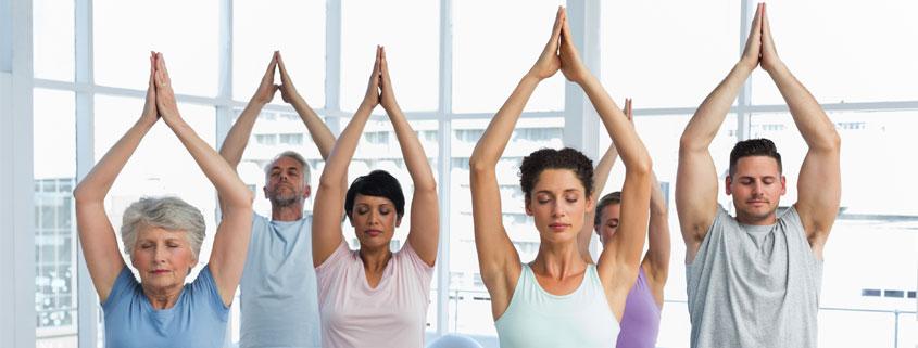Gentle Yoga For Acid Reflux